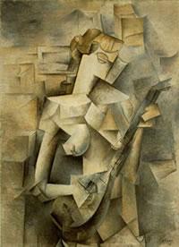 Mandolina Picasso