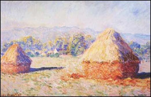 pajares de Monet